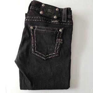 MISS ME Black Skinny Jeans 29